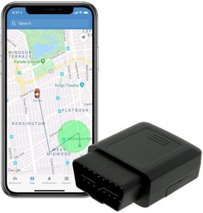 Brickhouse Security Store TrackPort Vehicle GPS Tracker