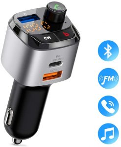 Car ZeaLife Wireless FM Radio Adapter