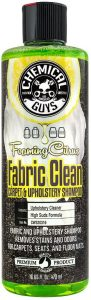 Chemical Guys CWS_103 Fabric Clean Carpet & Upholstery Shampoo
