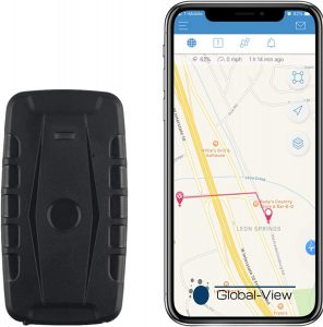 Global-View.Net Hidden Magnetic GPS Tracker