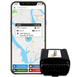 MOTOsafety GPS Tracker Best Hidden GPS Tracker