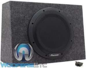 """Pioneer TS-WX1210A 12"""" Active Subwoofer"""