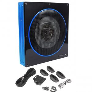 Rockville RW10CA Powered Car Subwoofer Best Powered Car Subwoofer