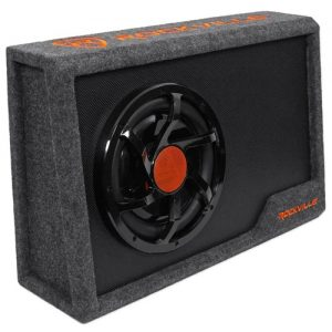 Rockville RWS10CA Powered Car Subwoofer