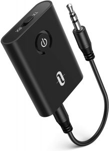 TaoTronics Bluetooth 5.0 Transmitter