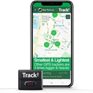 Tracki Model Mini Real-time GPS Tracker