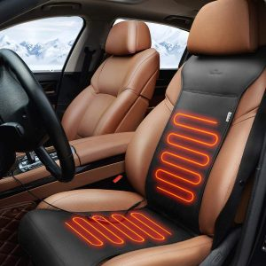 Kingleting Heated Seat Cushion Best Heated Seat Cushion For Your Car