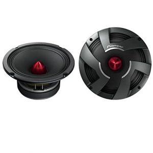 Pioneer TS-M800PRO Best Car Speakers For Bass And Sound Quality