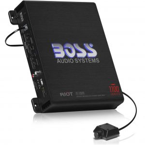 Boss R1100M Best Car Amplifier